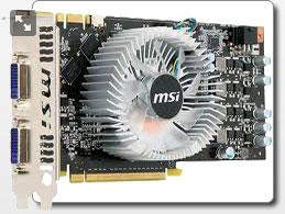 видеокарта MSI