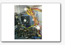 Провода в системном блоке